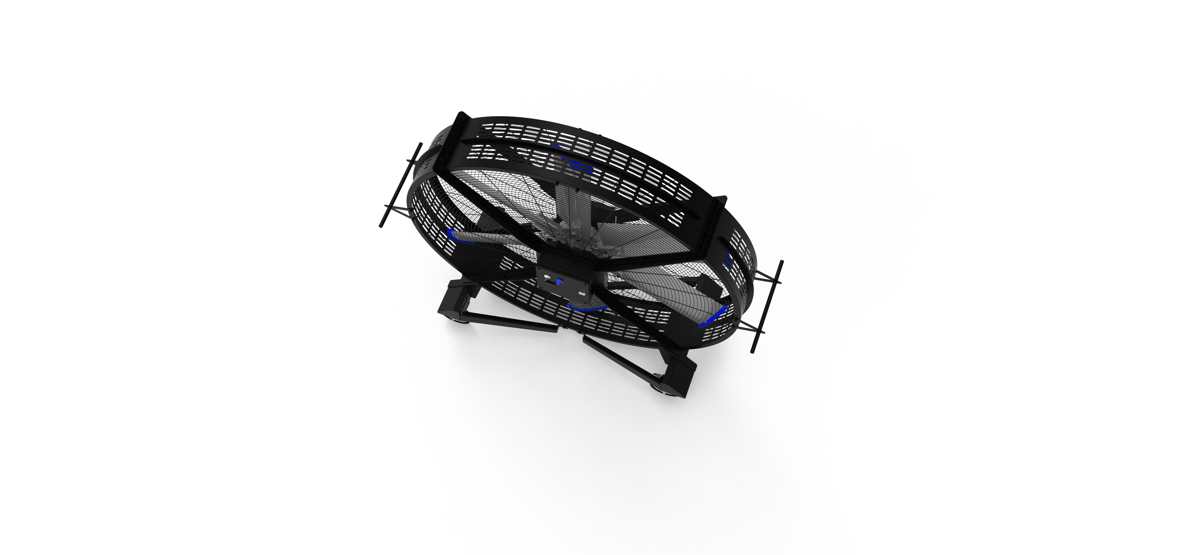 Mobile Fan 3